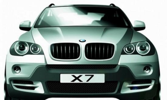 BMW подготвя своя X7